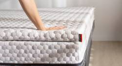 Layla Memory Foam Mattress Topper Small