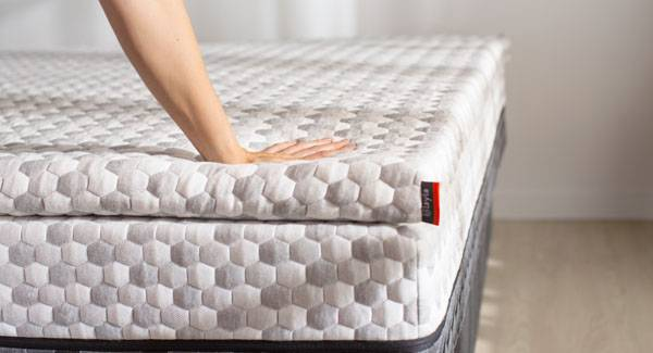 Layla Memory Foam Mattress Topper