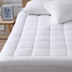 Oaskys Cooling Cotton Mattress Topper